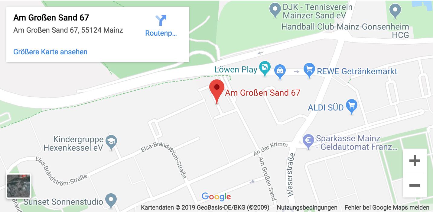 Kosmetikstudio Mainz, Kosmetikstudio Mainz-Gonsenheim